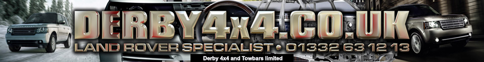 : Derby 4x4 and Towbars limited